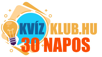 kvizklub tagsági 30 napos