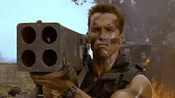 Kommandó 1985-ös film Arnold Schwarczeneggerrel! Mennyire van a memóriádban?